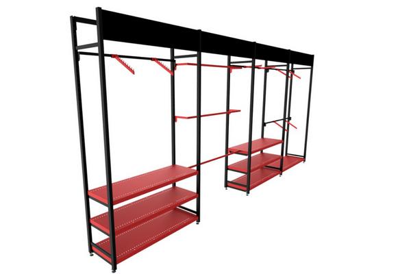 Retail Fixture Design Examples